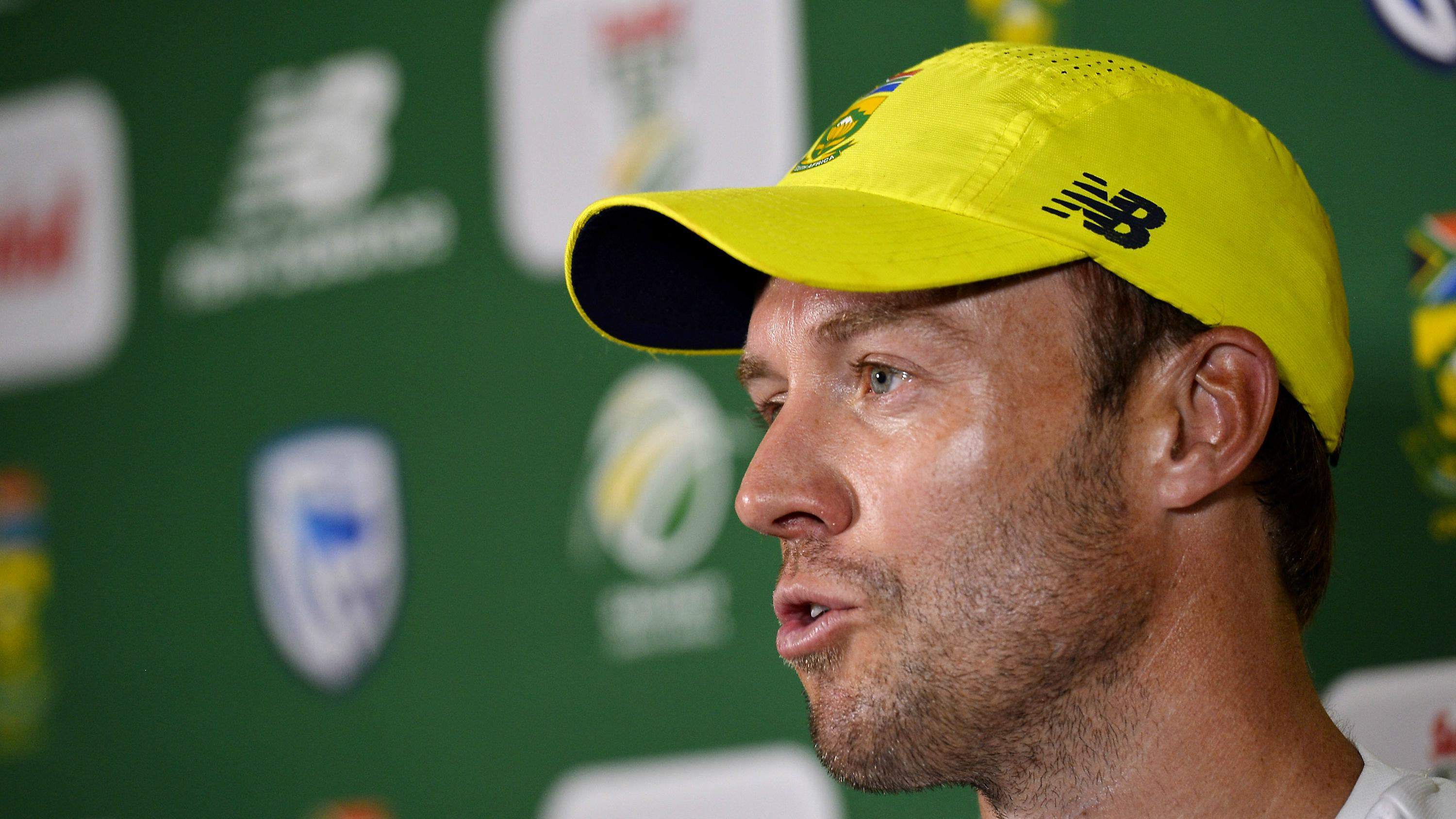 Cricket players and fans react to shock retirement of AB de Villiers
