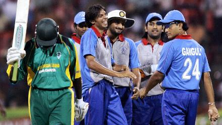 The Afro-Asia Cup was played in the mid-2000s to raise money for the Asian Cricket Council and African Cricket Association
