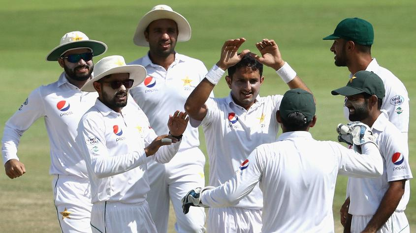 Abbas picked up eight wickets in the two Tests against Sri Lanka in the UAE in September-October 2017