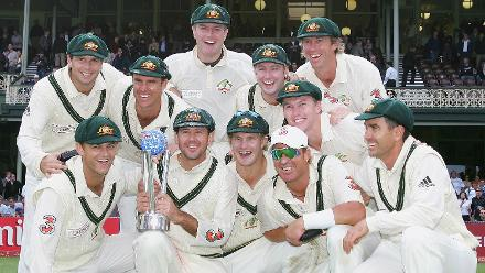 2005 ICC Super Series: Australia won all three ODIs and the Super Test