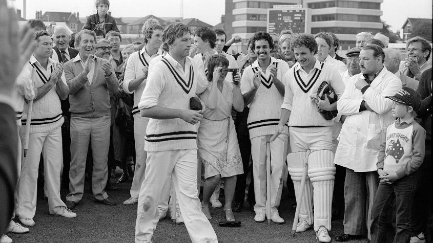 Zimbabwe got their 1983 campaign off to a winning start, beating Australia by 13 runs