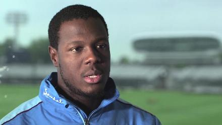 Carlos Brathwaite explains why people should support the cause #CricketRelief