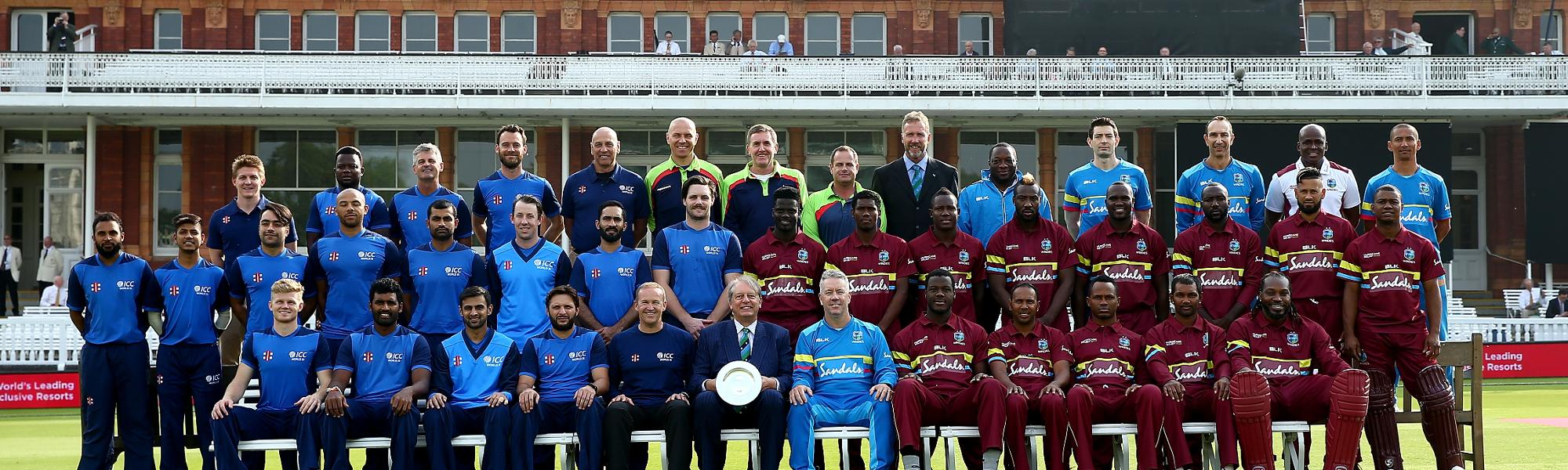 West Indies v World XI