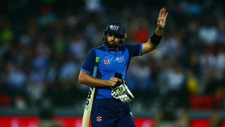 IN PICS: ICC World XI v Windies - Hurricane Relief T20 Challenge