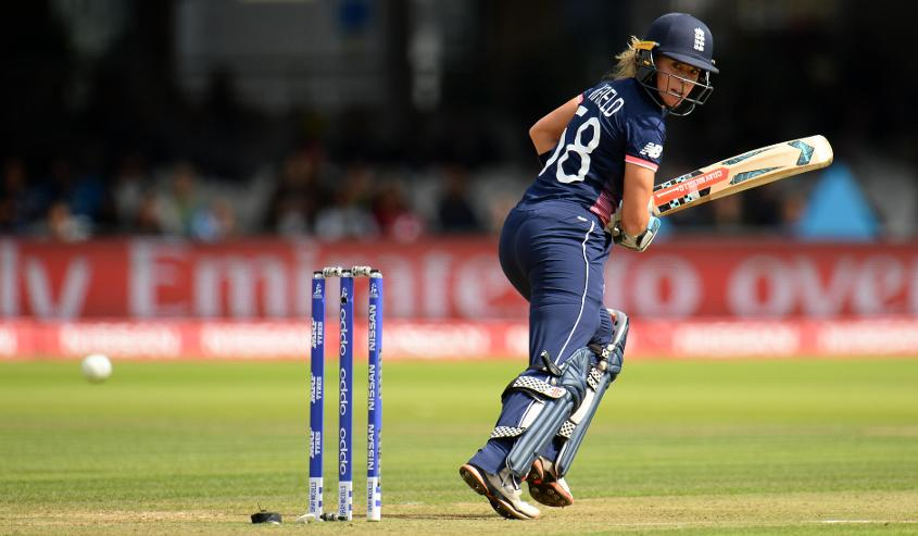 Lauren Winfield made a return to the ODI squad