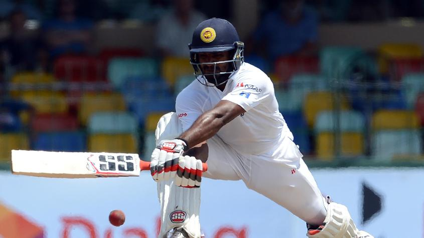 Kusal Perera scored half-centuries in both innings in the practice match against West Indies President's XI