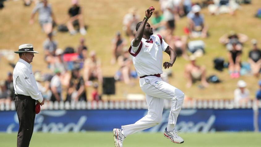 Jason Holder will lead the Windies in their first Test series of 2018