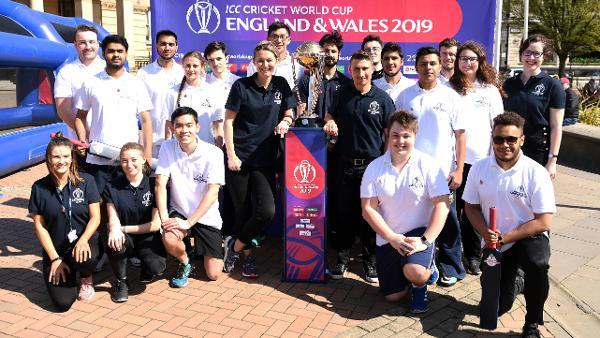 #VolunteersWeek: The importance of the World Cup Cricketeers