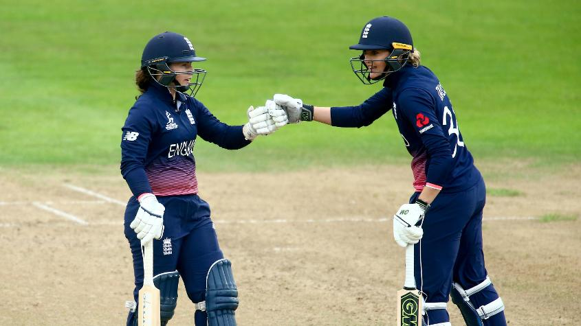 Sarah Taylor and Tammy Beaumont are in the England squad for the series