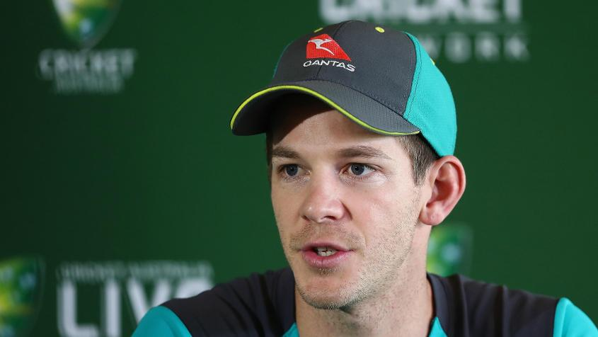 Tim Paine will lead Australia in the ODI series against England