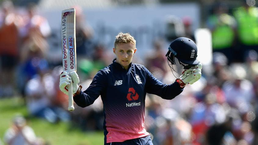 Joe Root is the top-ranked batsmen from either side