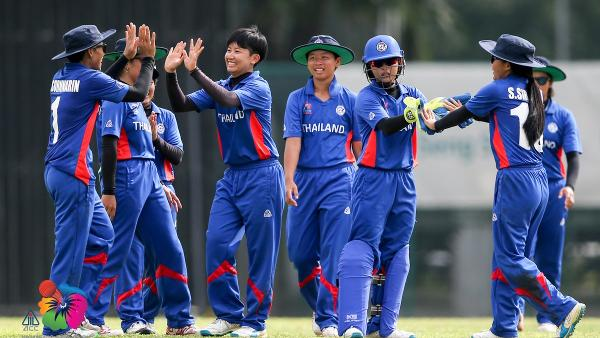 Thailand plays host as the road to the Women's T20 and 50-over World Cups begins