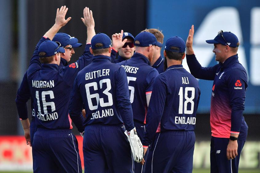England are the No.1 ranked ODI side