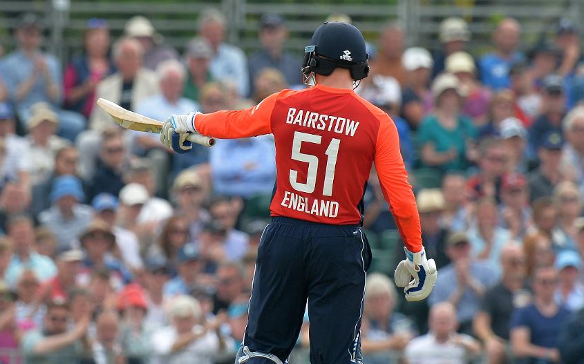 Bairstow scored a phenomenal century, but it was not enough for England