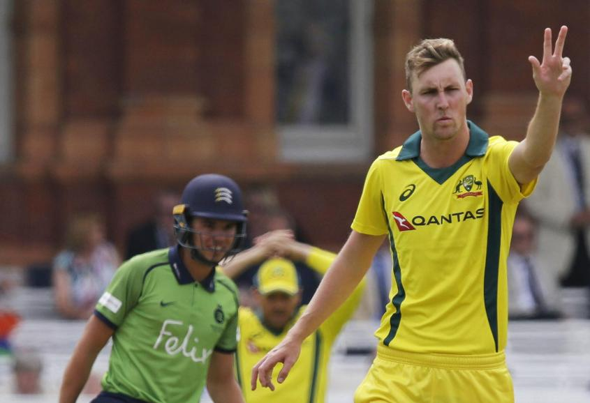 Billy Stanlake looked in fine form on his return from injury