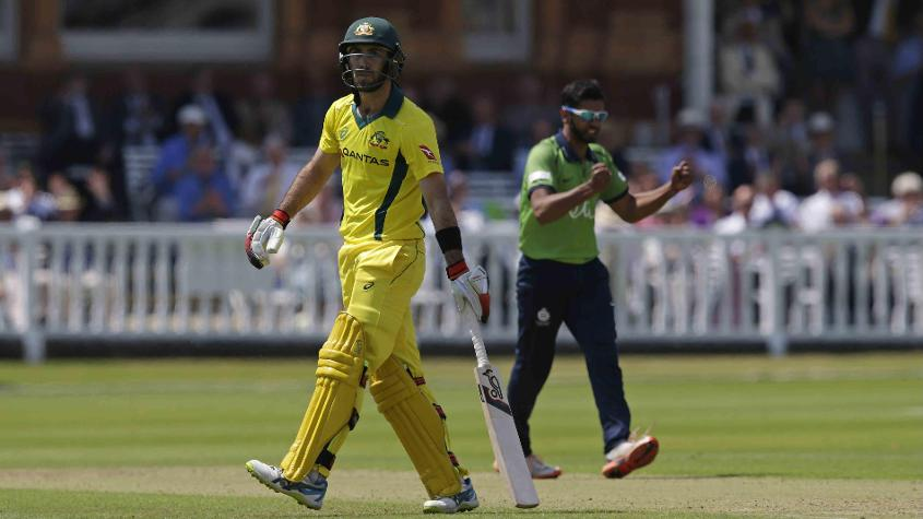 Glenn Maxwell had another poor outing with the bat