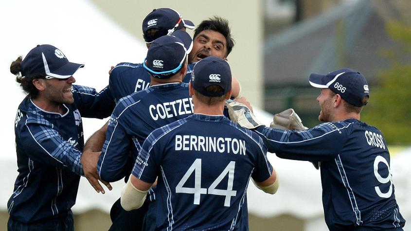 The ODI win over England was one of the highest points in Scottish cricket history