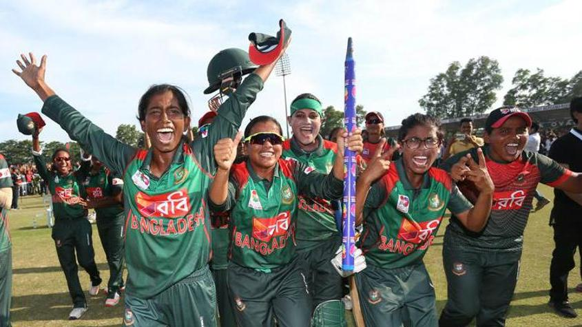 Bangladesh stunned India - for the second time in the competition - to win the Women's Asia Cup 2018