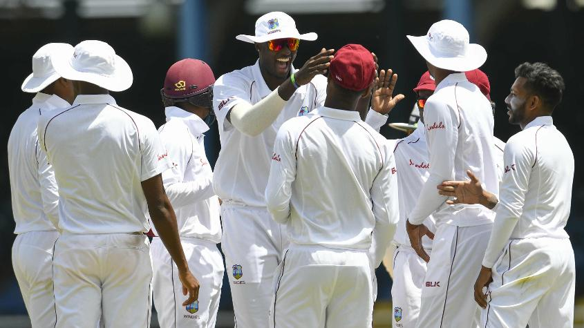 The Windies started their season with a 226-run win over Sri Lanka in the first Test