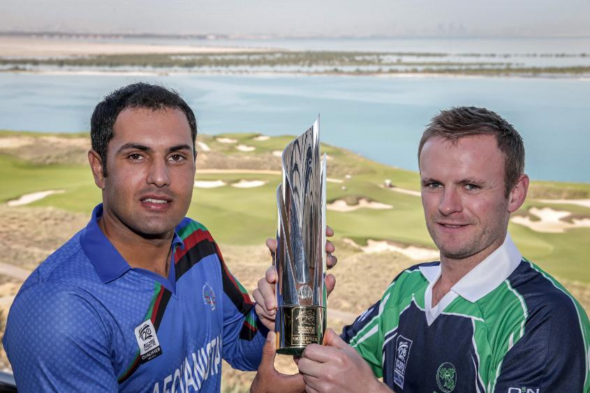 Both Ireland, the WCL 2011-13 winners and Afghanistan, the runners-up, qualified for 2015 World Cup