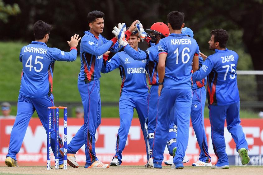 Afghanistan reached the semi-finals of the Under-19 World Cup earlier this year in February