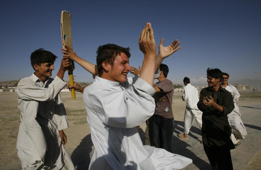 In Afghanistan, cricket has emerged as a major binding force, a source of happiness