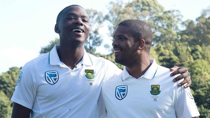 Kagiso Rabada and Vernon Philander, as well as Lungi Ngidi, are the other pacers in the squad