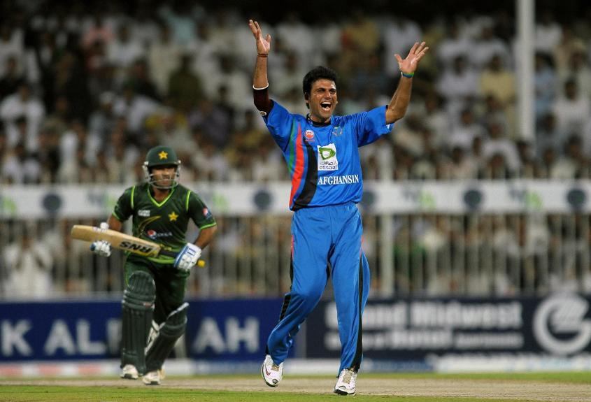 Afghanistan played their first ODI against Pakistan in Sharjah on 10 February 2012