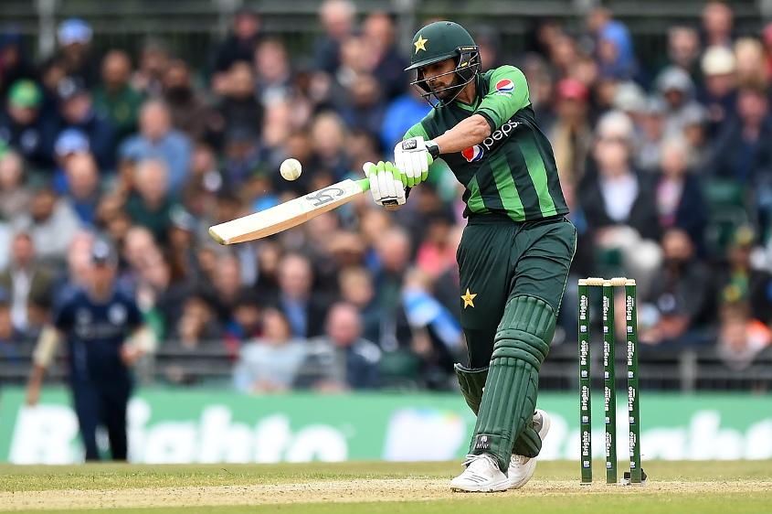 Shoaib Malik's cameo turned the game