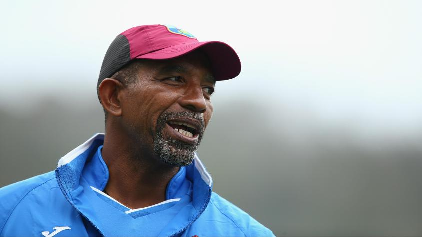 Phil Simmons: Rashid is the most difficult spinner to play around
