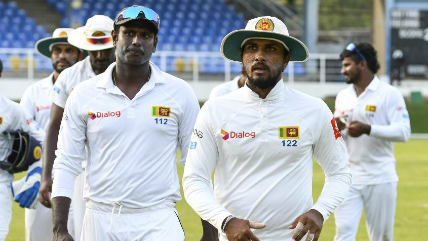 In the absence of Mathews, the onus will once again fall on Chandimal to take his side forward