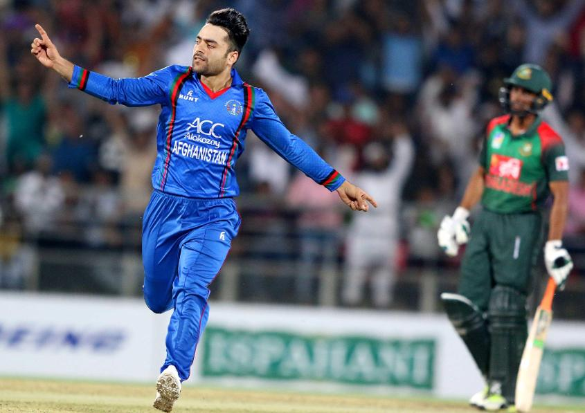 Rashid Khan has worked on variations specifically for Test cricket