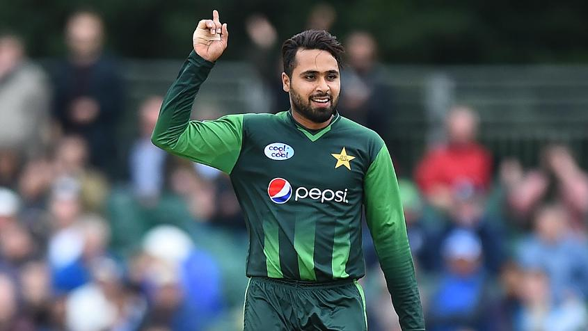 Faheem Ashraf picked up 3/6 and helped Pakistan bowl Scotland out for 84