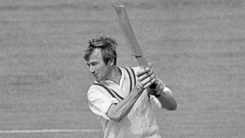Arthur Milton played six Tests for England and more than 80 matches for Arsenal