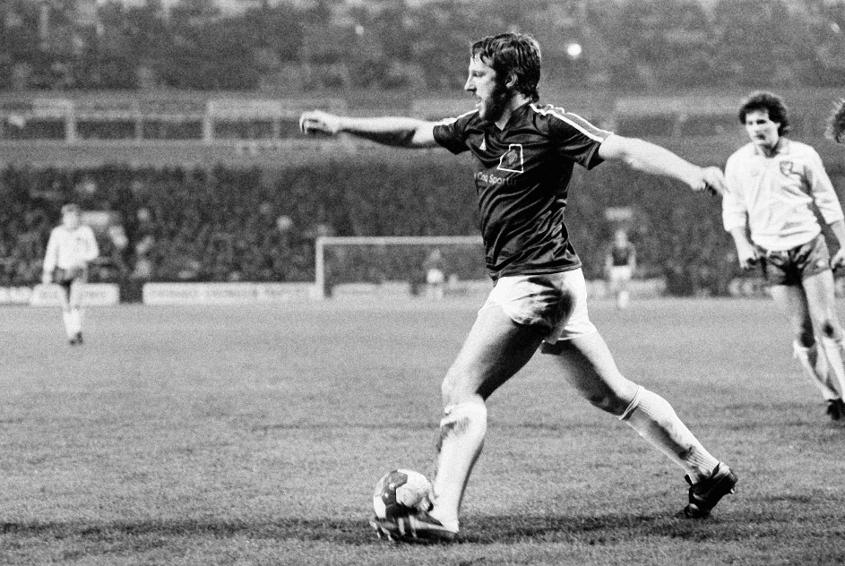 Ian Botham, England's greatest all-rounder, could have become a footballer instead