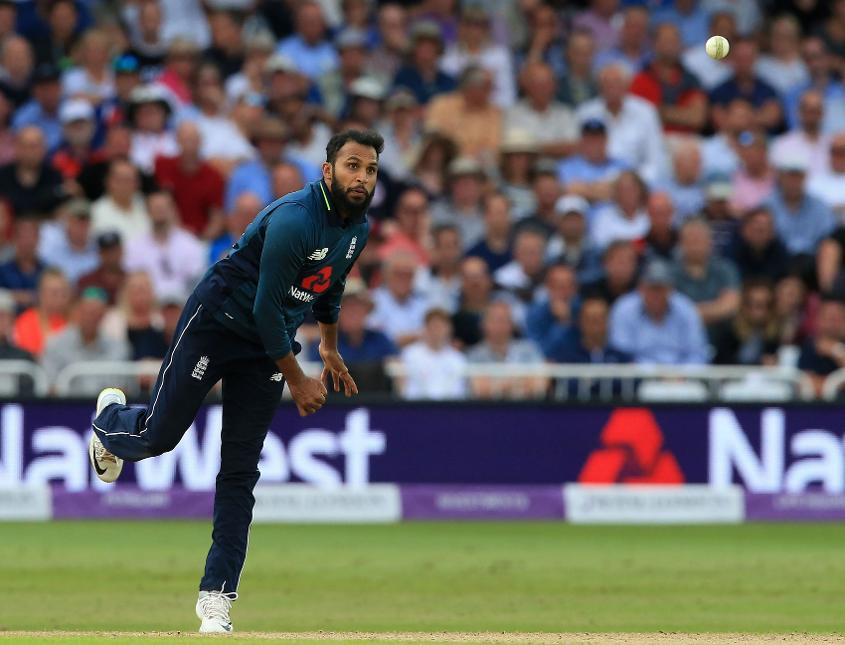 Adil Rashid bowled exceptionally