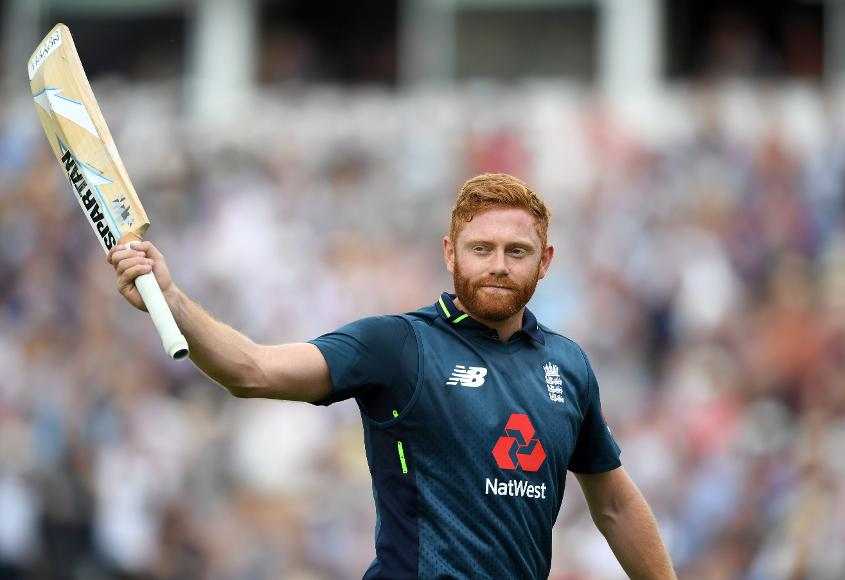 Jonny Bairstow came out all guns blazing to lay a platform for the mayhem that followed
