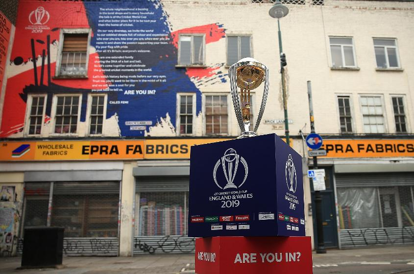 Unprecedented Demand For Icc Cricket World Cup 2019 Tickets