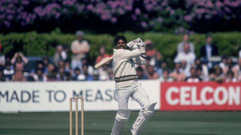 Kapil Dev's 175* against Zimbabwe was the highest World Cup score at the time