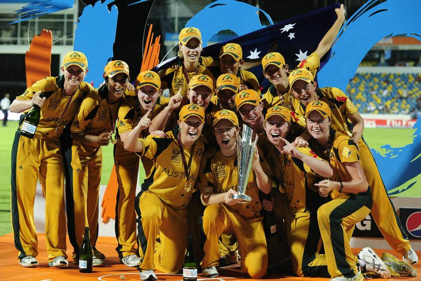 Australia women have won the WWT20 thrice so far