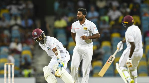 Dowrich, Holder resurrect Windies after Sri Lanka pick five