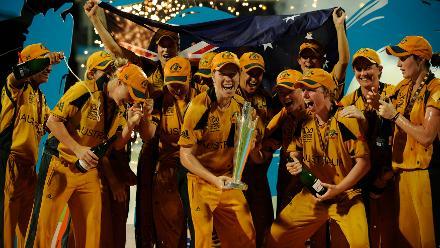 In pics: ICC Women's World Twenty20 2010