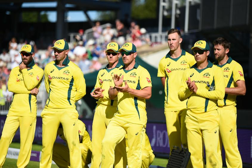 Australia have slipped to sixth place in the ODI team rankings