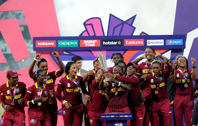 Windies Women WWT20 2016