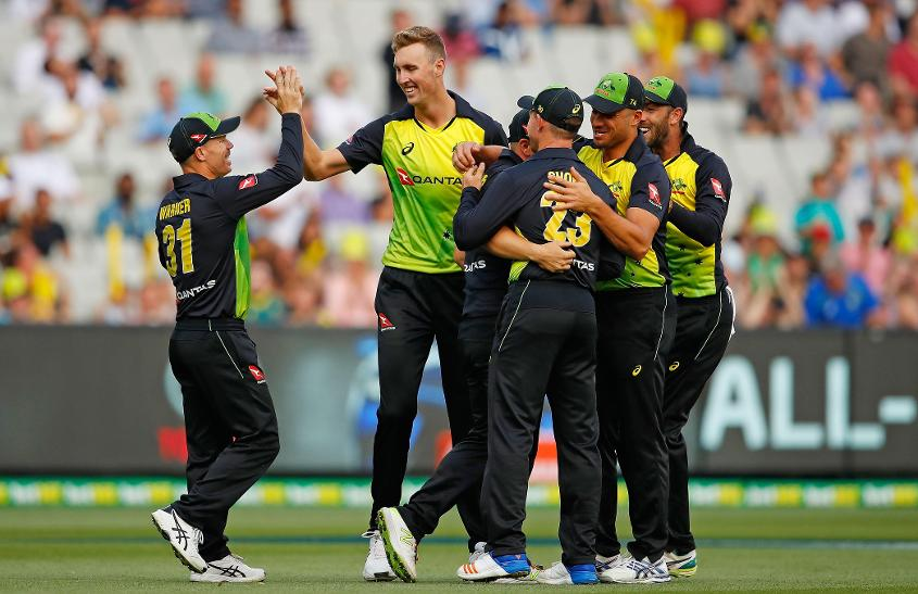 Australia, ranked No.2, will challenge Pakistan for the top spot