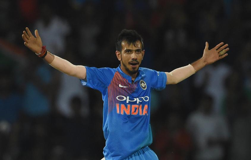 Yuzvendra Chahal is the top ranked Indian bowler in T20Is