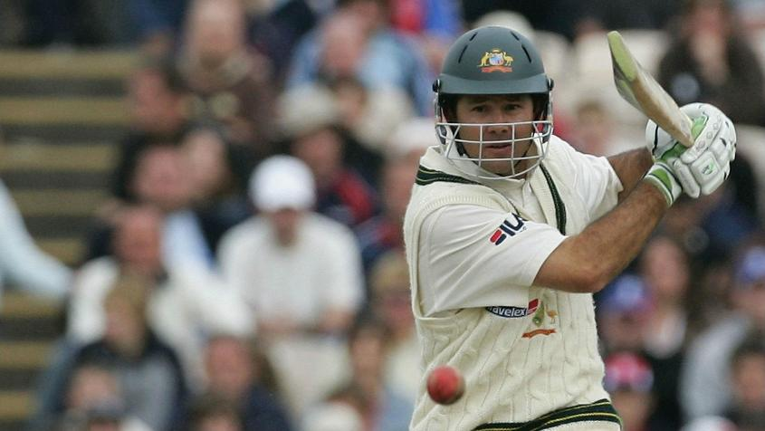 Ponting called the 156 in Manchester during the 2005 Ashes the innings he was 'most proud of'
