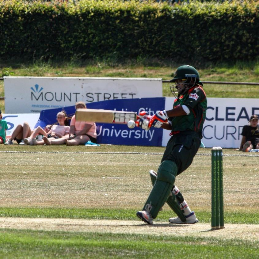 Hoque makes record score for Bangladesh v Ireland in Dublin