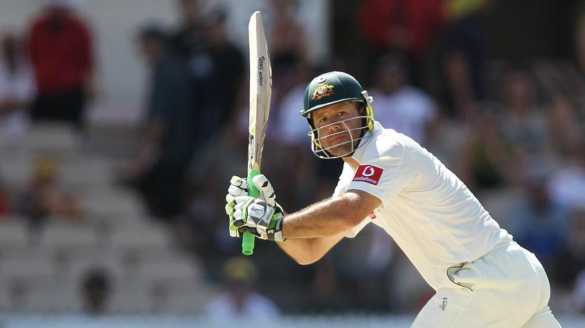 Ponting scored a memorable 221 in Dravid's last Test, at Adelaide Oval in January 2012