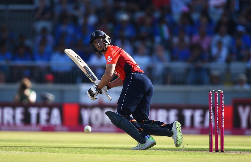 Jos Buttler batted wonderfully for his 69.